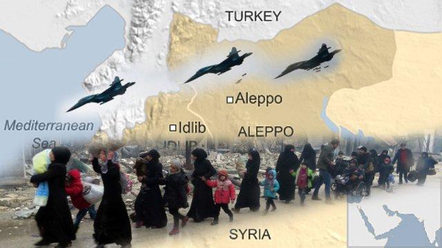 syria-idlib-aleppo