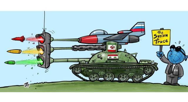 the_truce_in_syria___emad_hajjaj